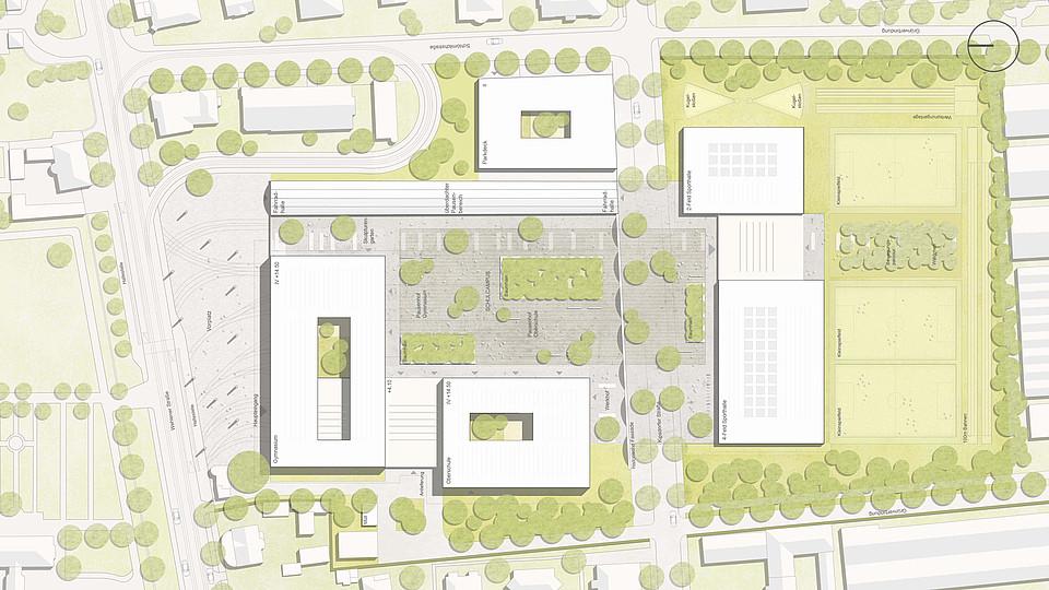schulstandort dresden tolkewitz lohauscarl landschaftsarchitektur. Black Bedroom Furniture Sets. Home Design Ideas